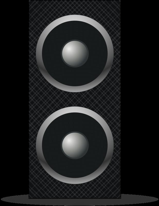 Speaker Free Vector / 4Vector