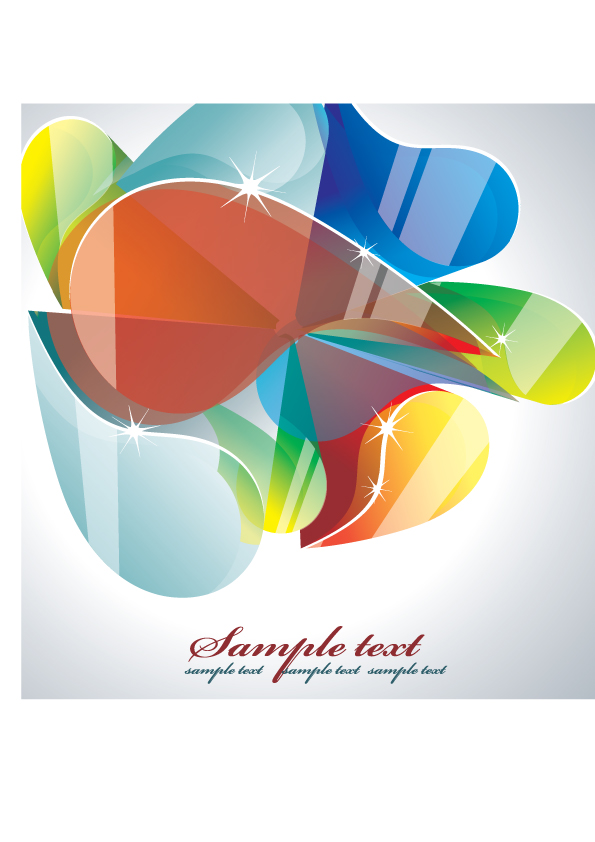 free vector Special hyun dynamic graphics vector