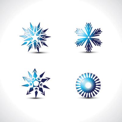 free vector special snowflake vector