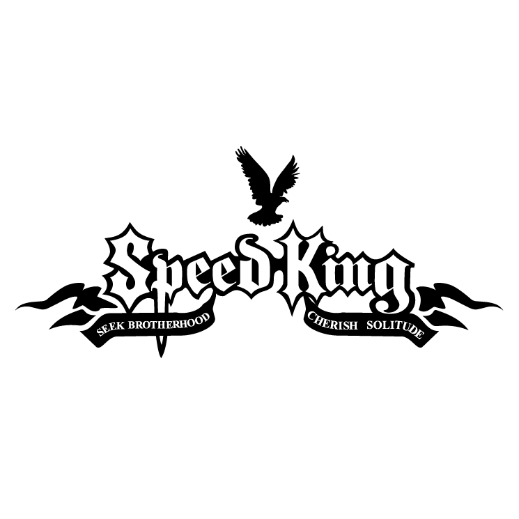 free vector Speed king