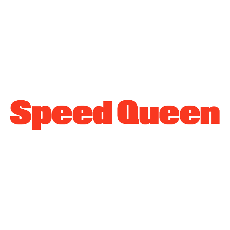 free vector Speed queen