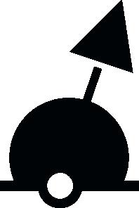 free vector Sphere Buoy clip art
