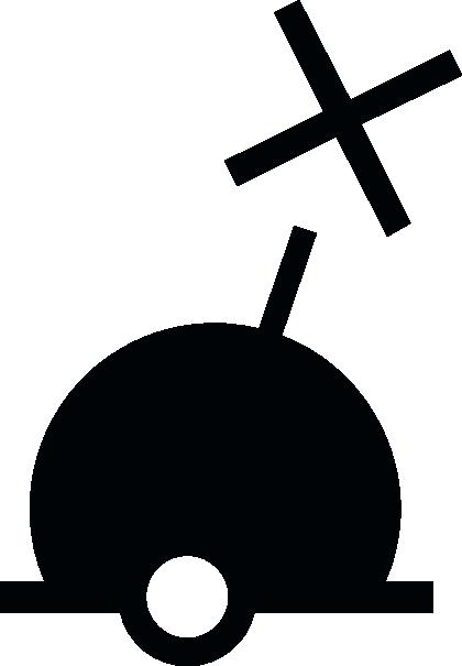 free vector Spherical Buoy clip art