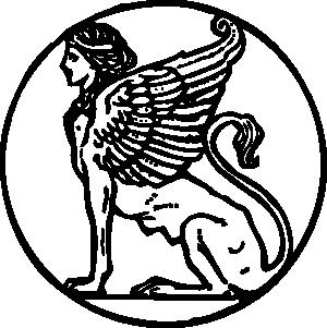 free vector Sphinx clip art