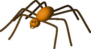 free vector Spider  clip art