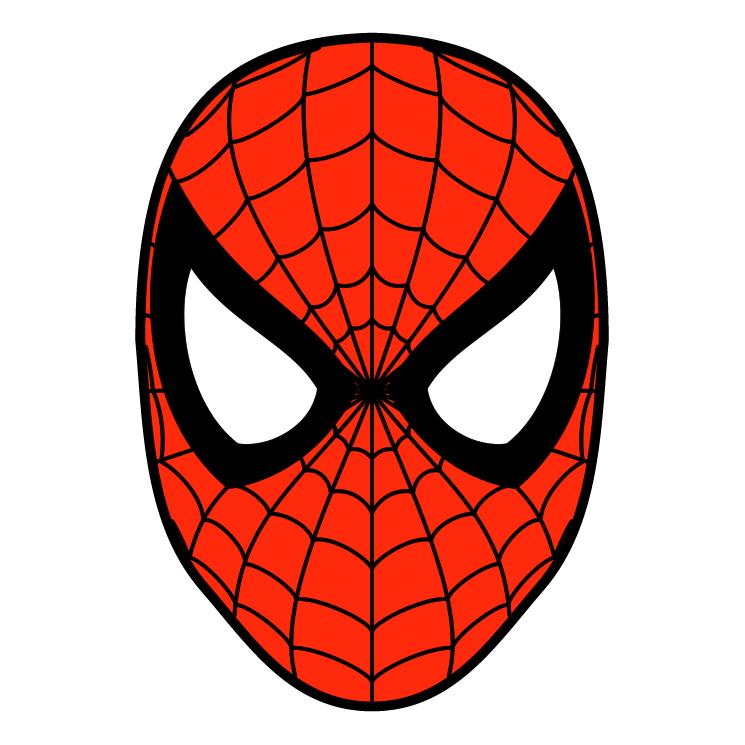 Spiderman Mask Birthday Cake Designs
