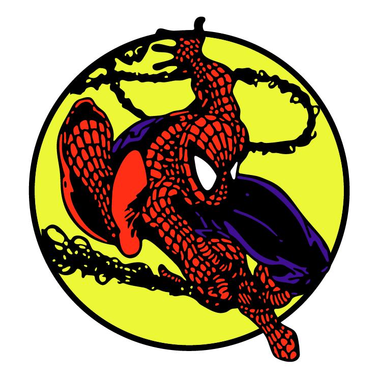 free vector Spider man 6
