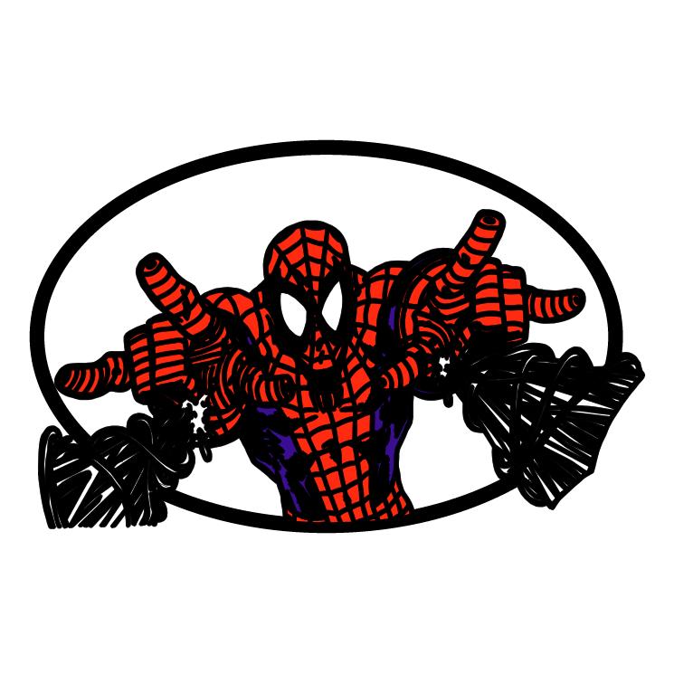 free vector Spider man 7