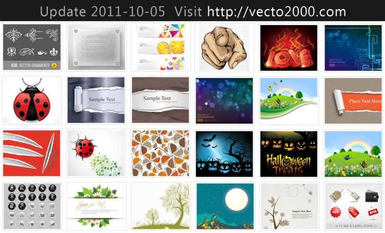 free vector Spider Web Vector Set