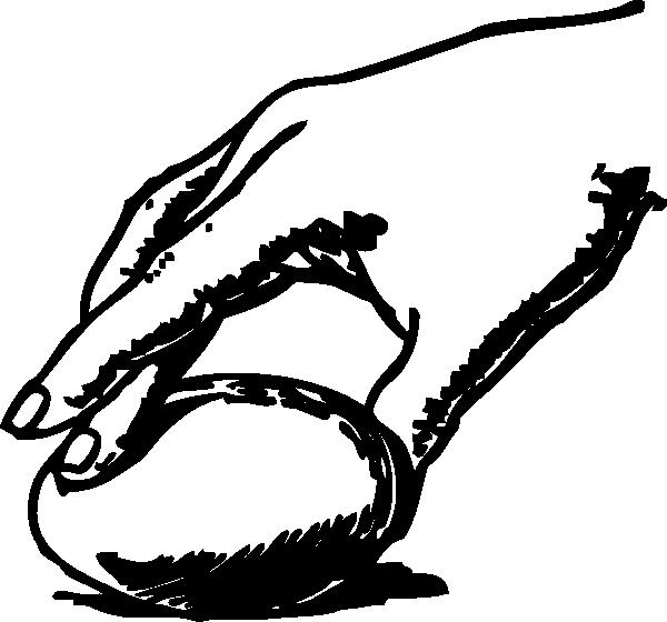 free vector Spinning An Egg clip art