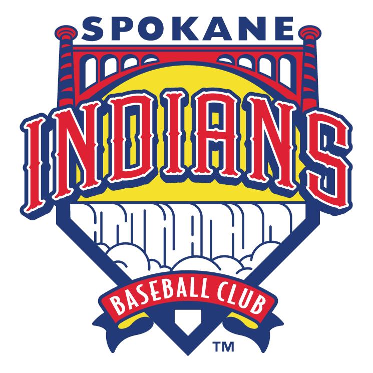 free vector Spokane indians 0