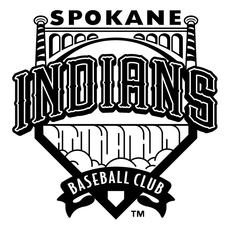 free vector Spokane indians