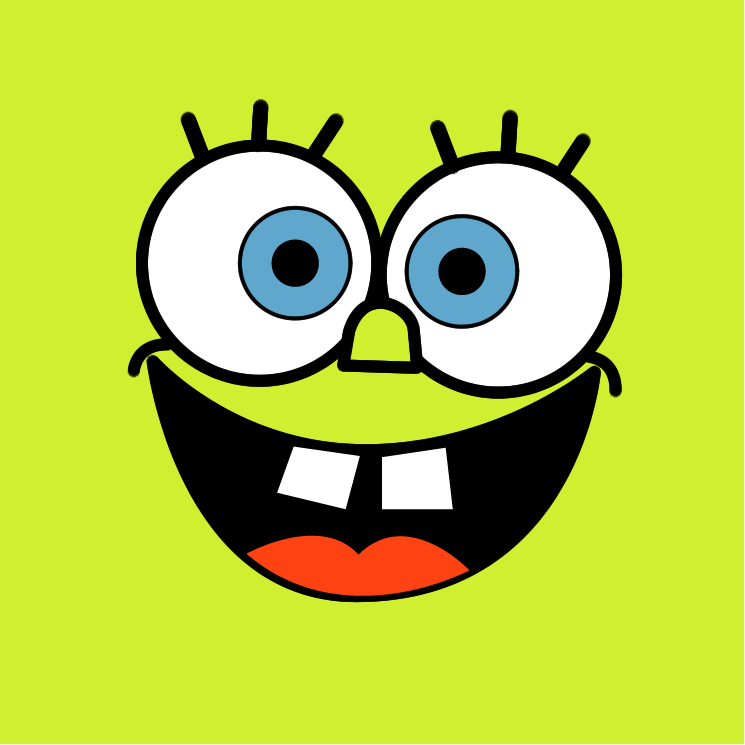 free vector Spongebob squarepants 1