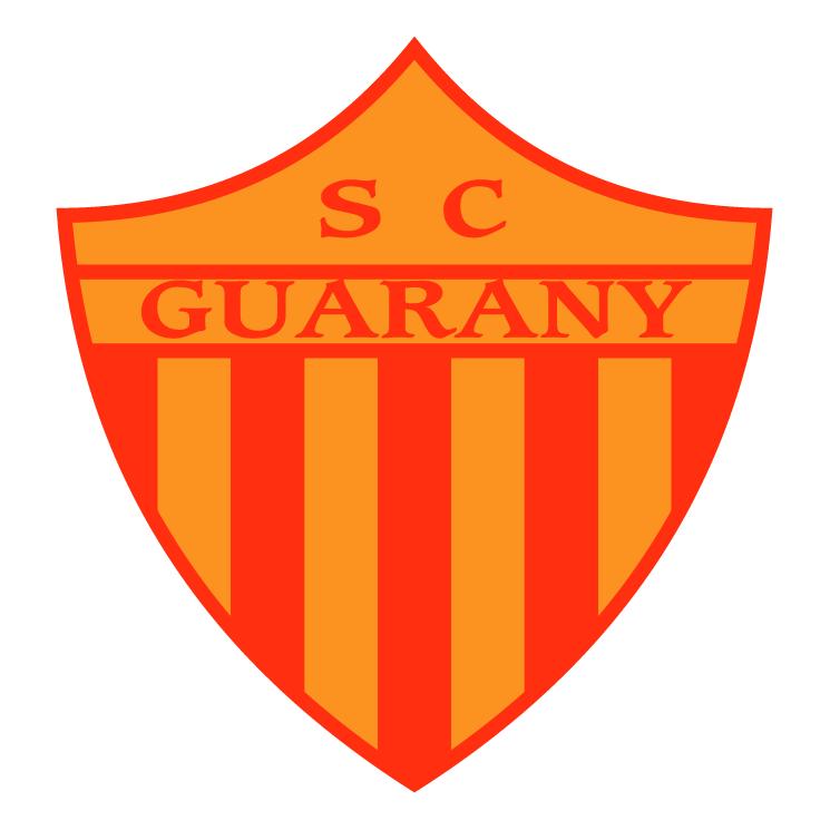 free vector Sport club guarany de arroio dos ratos rs