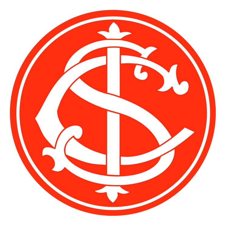 free vector Sport club internacional de porto alegre rs