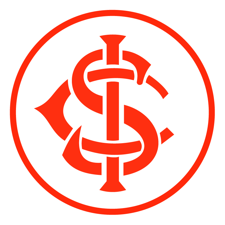 free vector Sport club internacional de sao borja rs