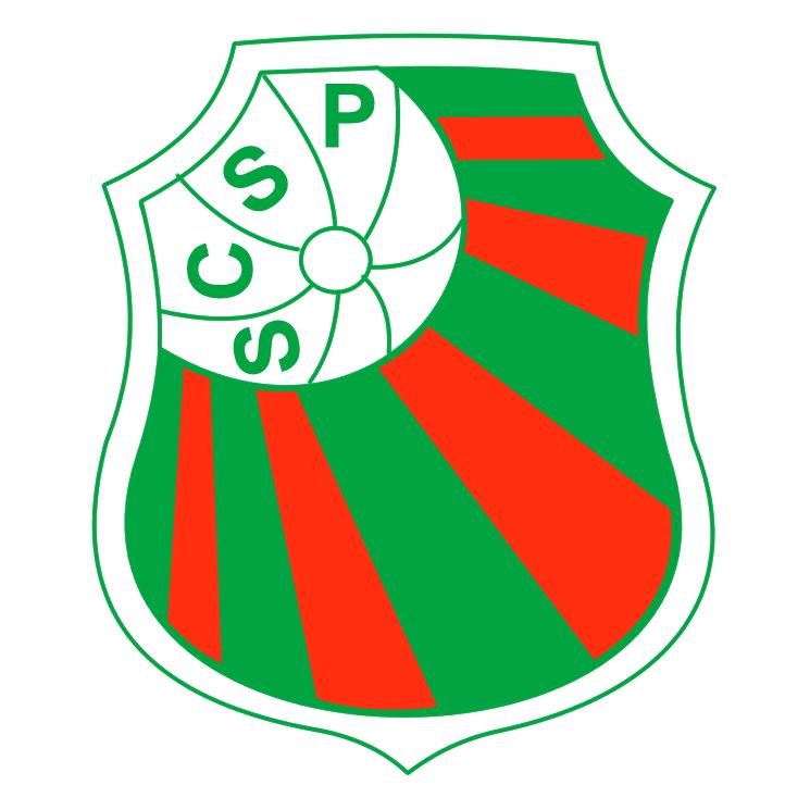 free vector Sport club sao paulo de rio grande rs