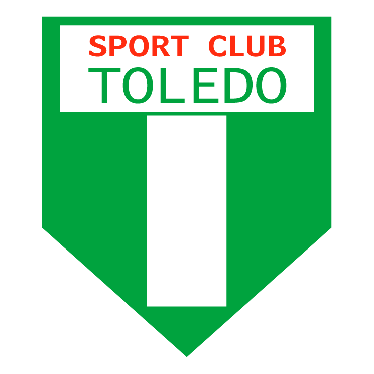 free vector Sport club toledo de toledo pr
