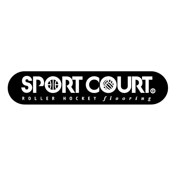 free vector Sport court