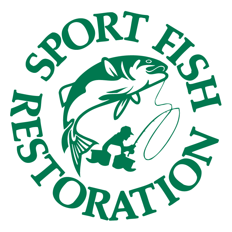 free vector Sport fish restoration