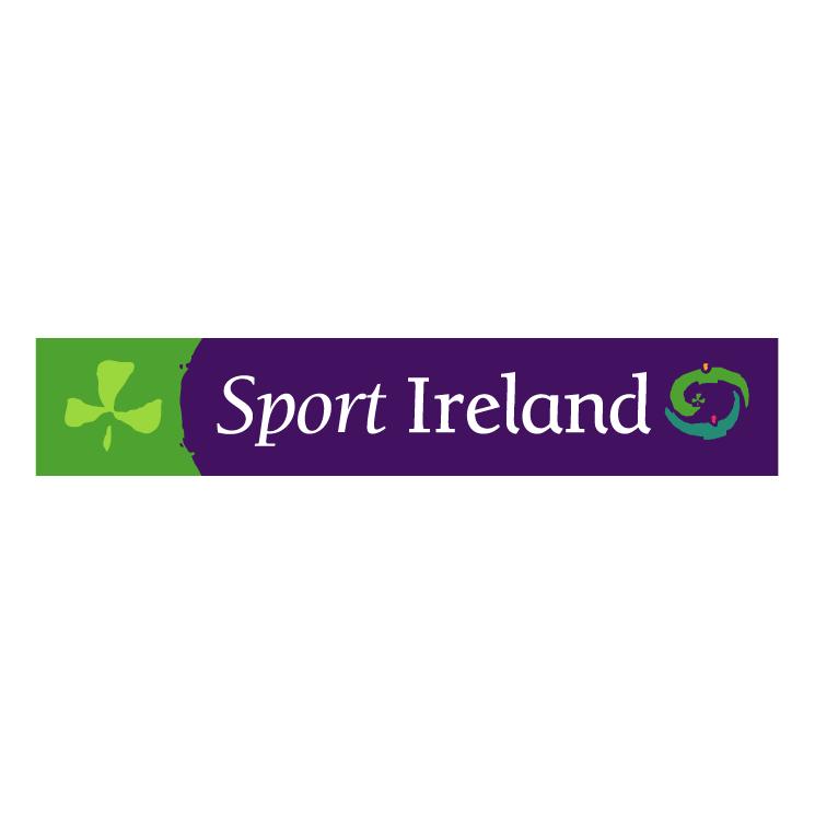 free vector Sport ireland