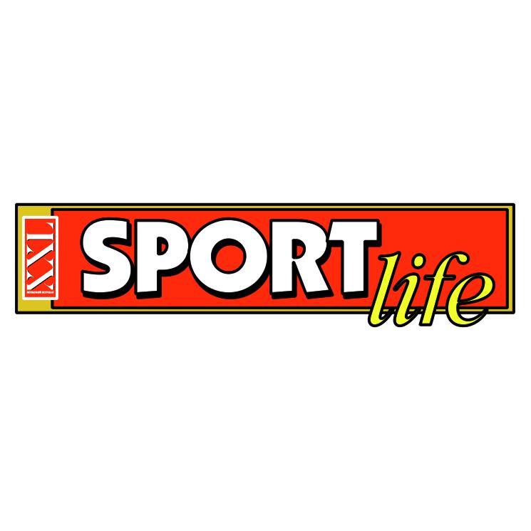 free vector Sport life