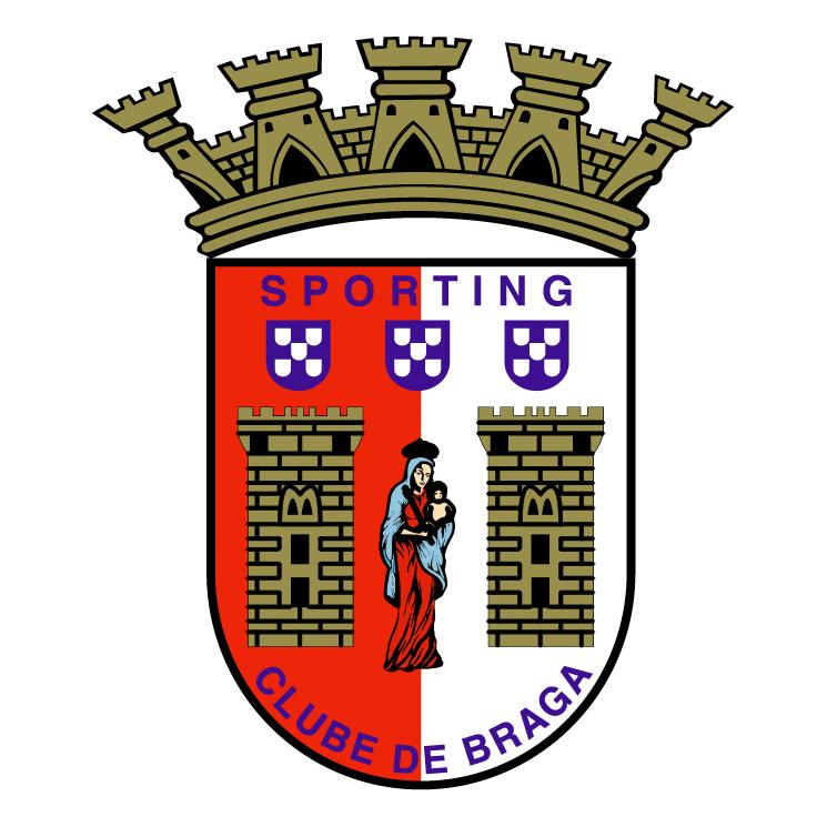 free vector Sporting clube de braga
