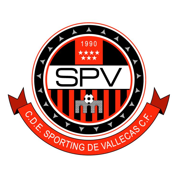 free vector Sporting de vallecas cf