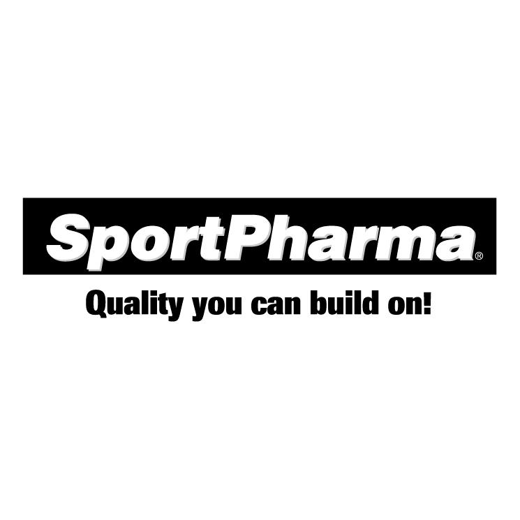 free vector Sportpharma