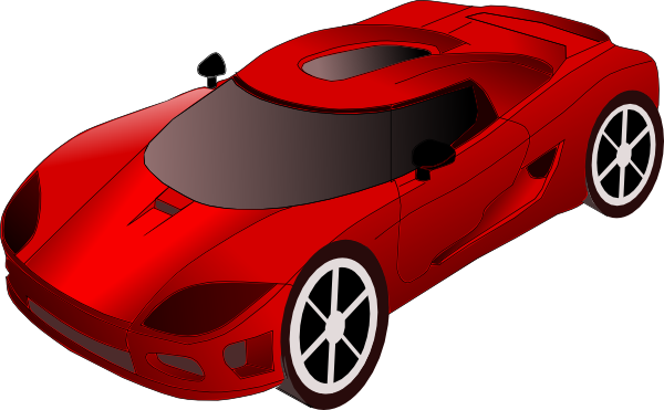 sports car clip art free vector 4vector rh 4vector com car clip art free download wedding car clipart free