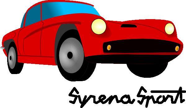 free vector Sports Car clip art