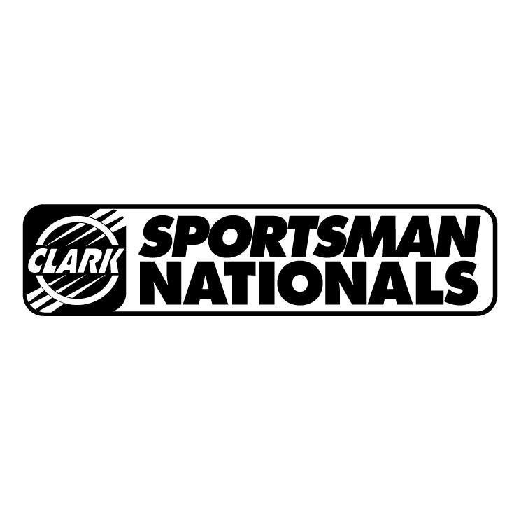 free vector Sportsman nationals