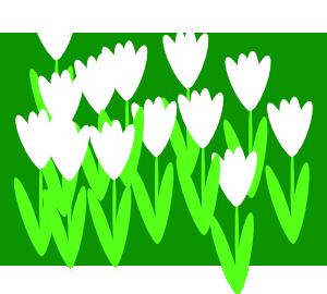 spring flowers clip art free vector 4vector rh 4vector com  free clipart pictures of spring flowers