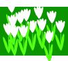 free vector Spring Flowers clip art
