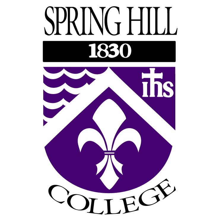 free vector Spring hill college