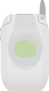 free vector Sprint Cell Phone clip art