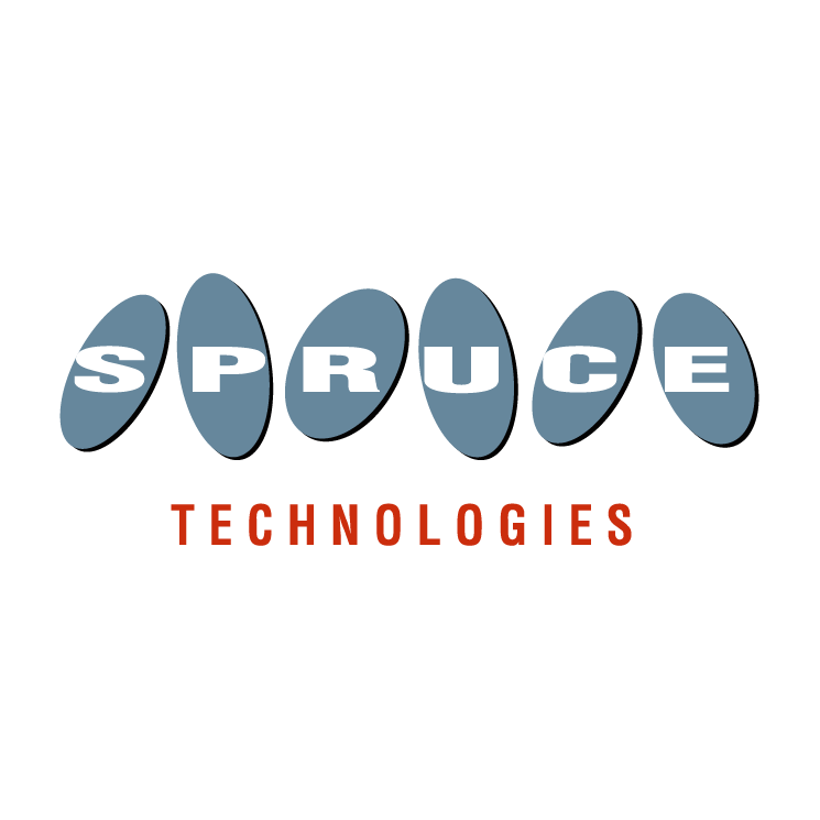 free vector Spruce technologies