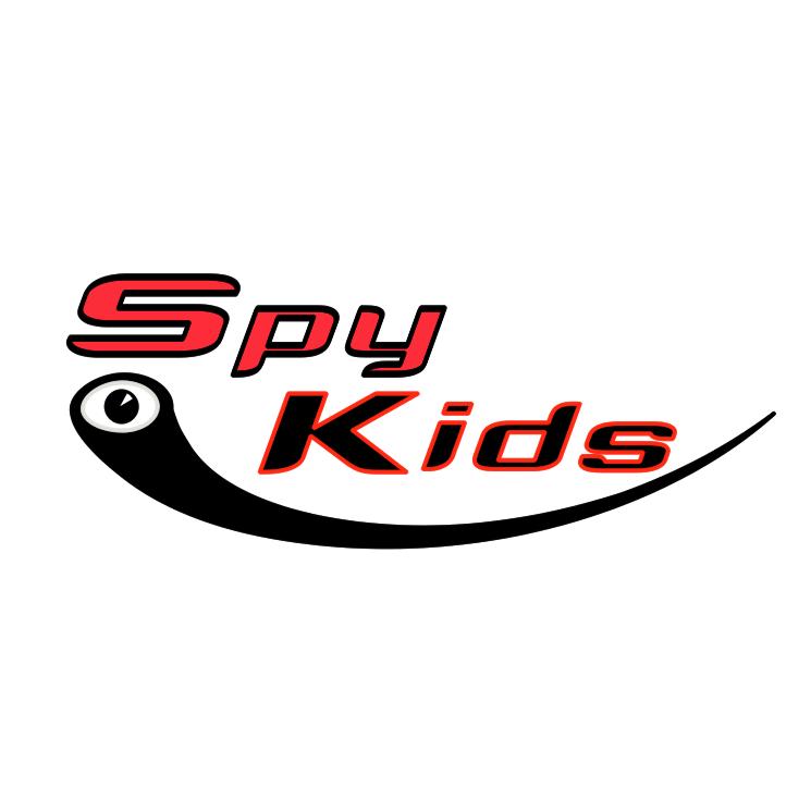 free vector Spy kids