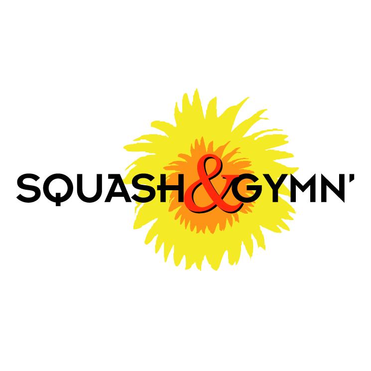 free vector Squash gymn
