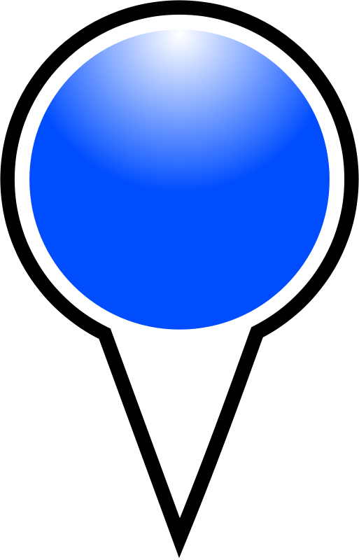free vector Squat-marker-blue