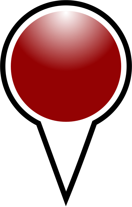 free vector Squat-marker-crimson