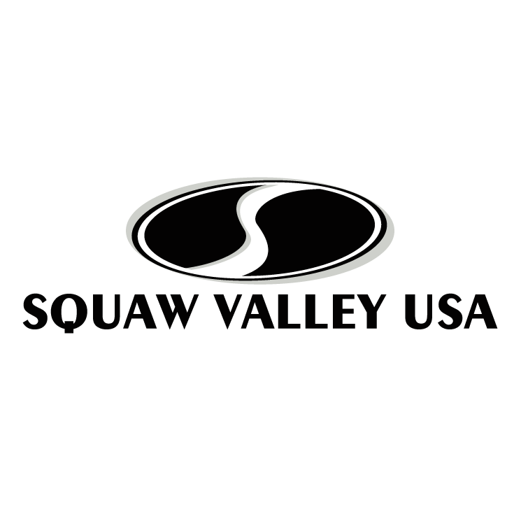 free vector Squaw valley usa