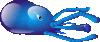 free vector Squid clip art