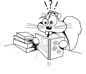 free vector Squirreled clip art