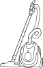 free vector Srd Vacuum Cleaner clip art