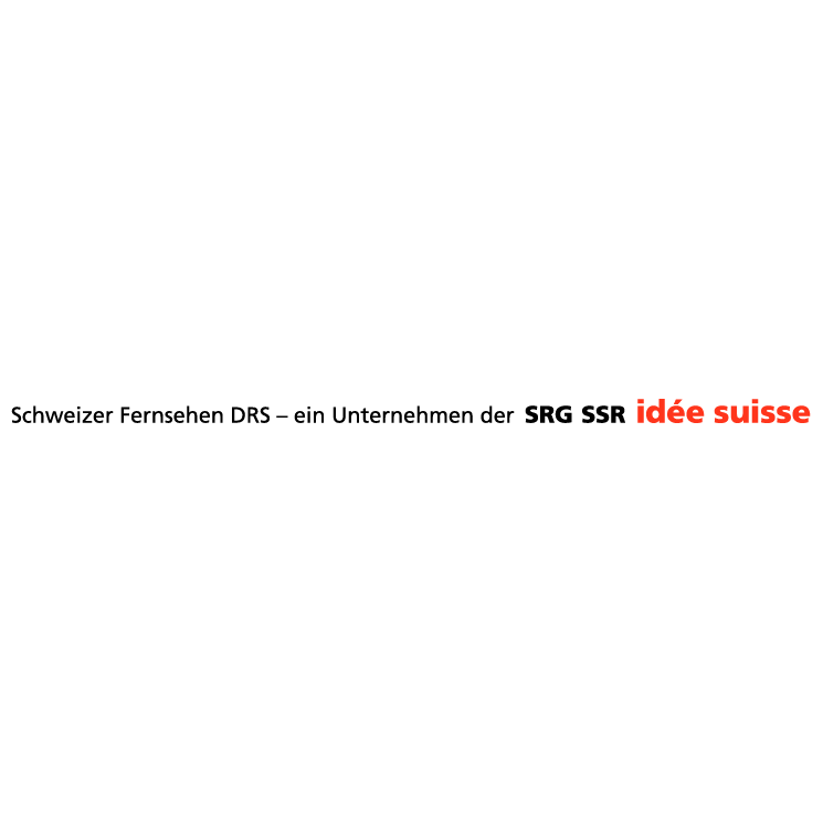 free vector Srg ssr idee suisse 2
