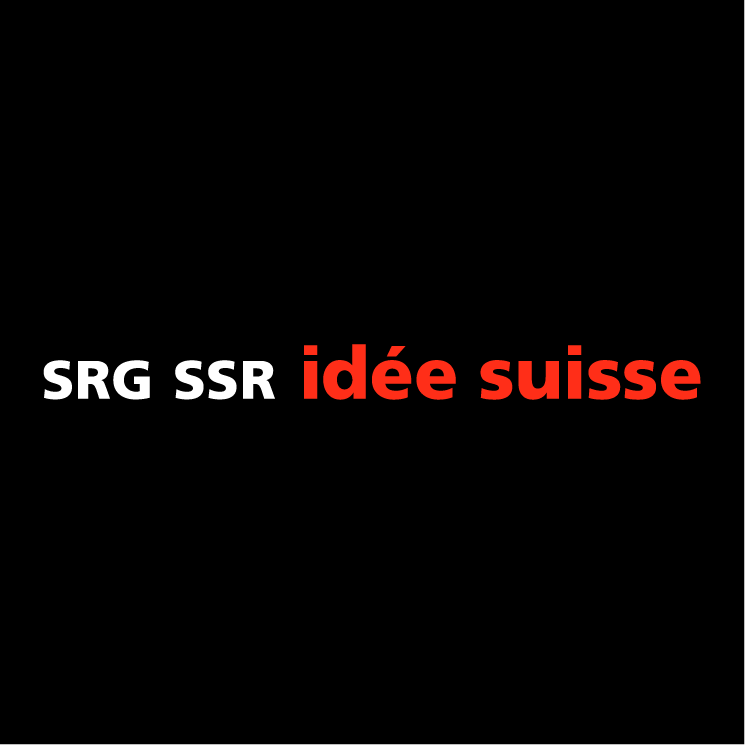 free vector Srg ssr idee suisse 3