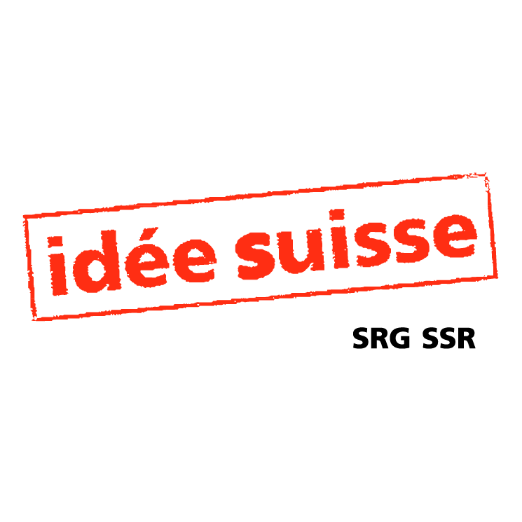 free vector Srg ssr idee suisse 4