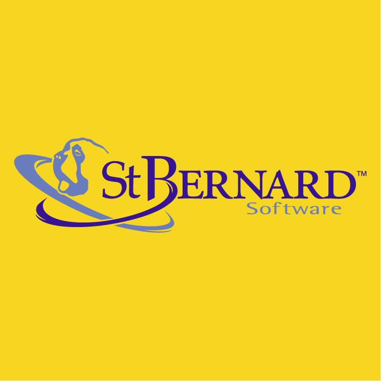 free vector St bernard software