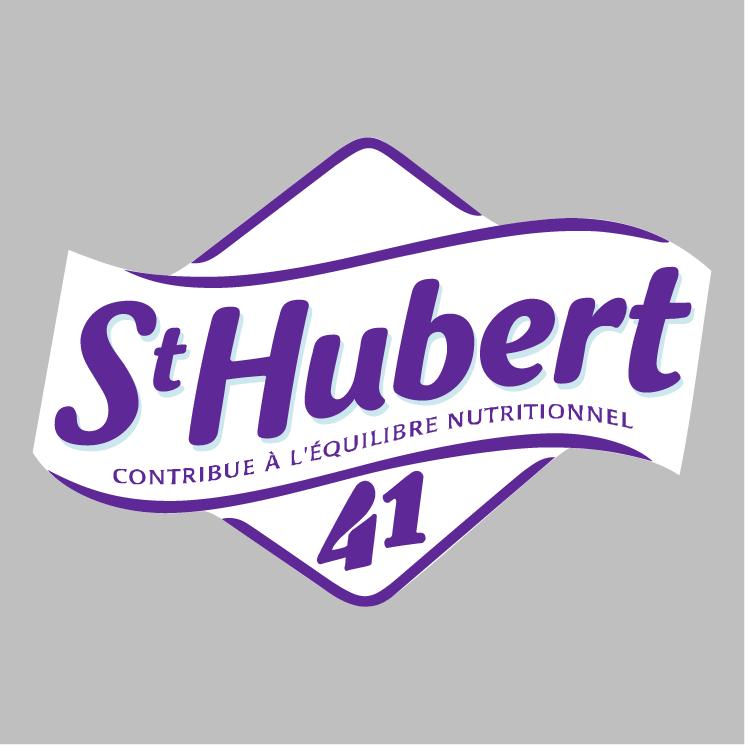 free vector St hubert 0